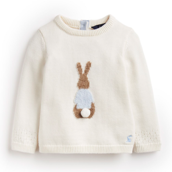 Joules Joules Baby Ivy Knitted Sweater