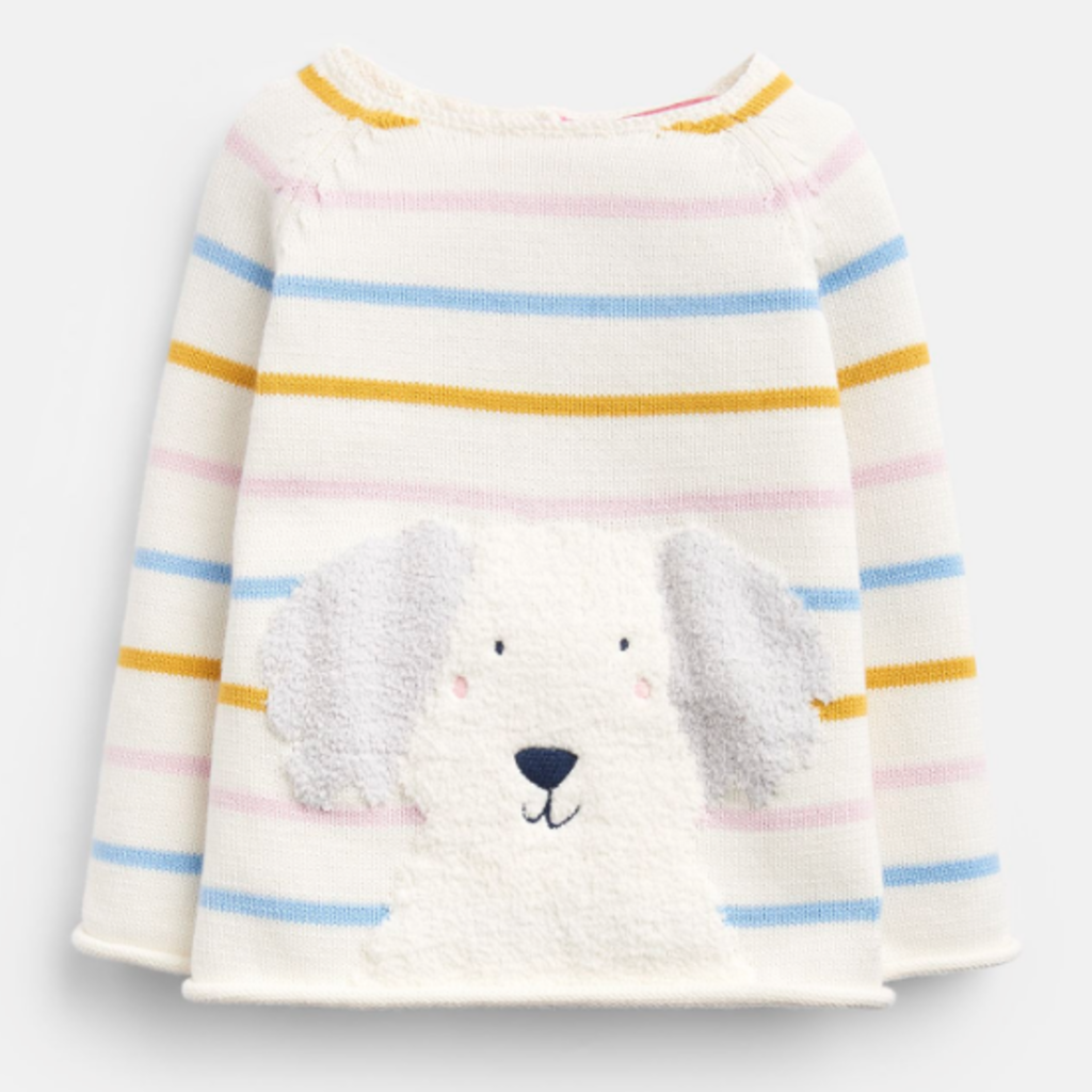 Joules Joules Baby Winnie Knitted Sweater