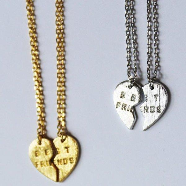 Rebecca Silver Necklaces