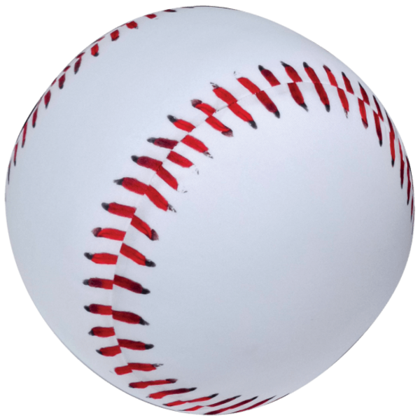 Iscream Iscream Baseball 3D Microbead Pillow