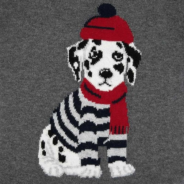 Mayoral Mayoral Baby Boys Dalmation Sweater