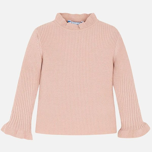 Mayoral Mayoral Girls Mock Sweater