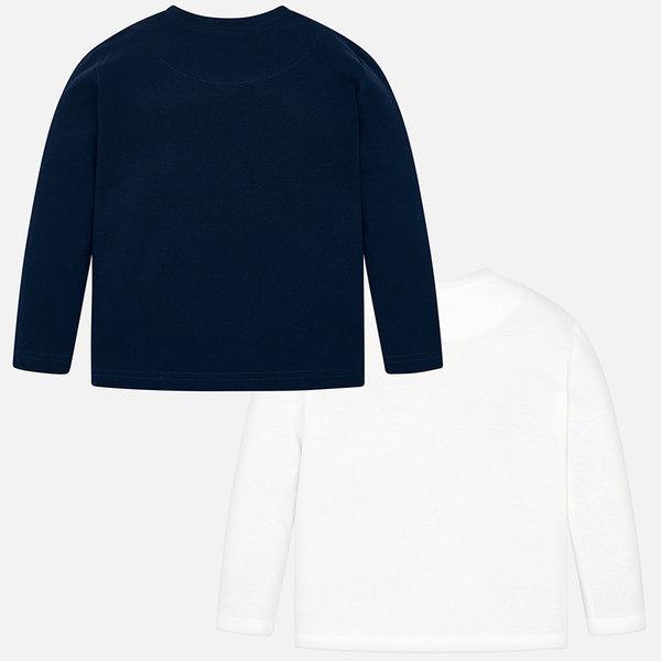 Mayoral Mayoral Boys Long Sleeved T-Shirt Set