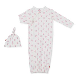 Magnificent Baby Magnetic Gown Set