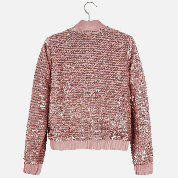 Mayoral Mayoral Girls Sequin Jacket