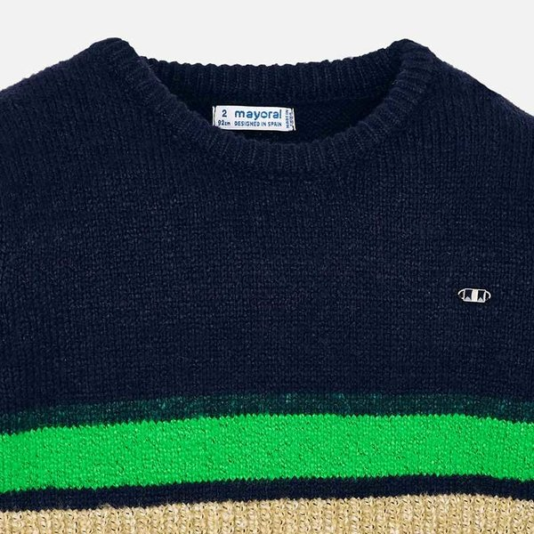 Mayoral Mayoral Boys Block Sweater