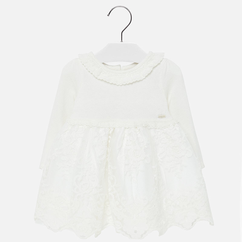 Mayoral Mayoral Baby Tulle Dress