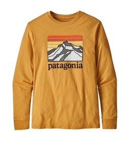 Patagonia Patagonia Boys Organic LS T-Shirt
