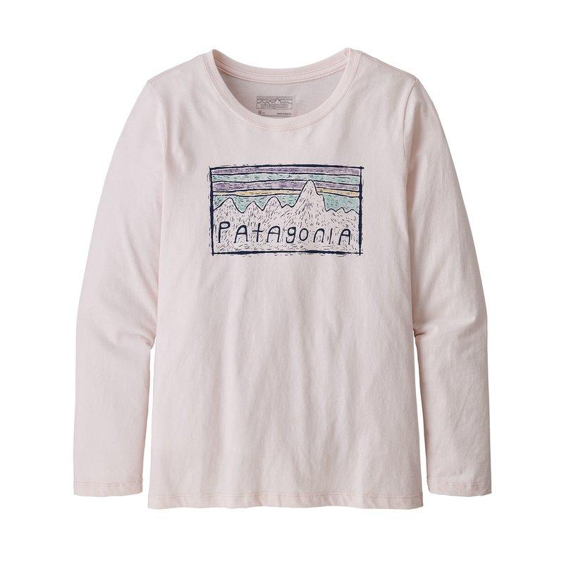 Patagonia Patagonia Girls Organic LS T-Shirt
