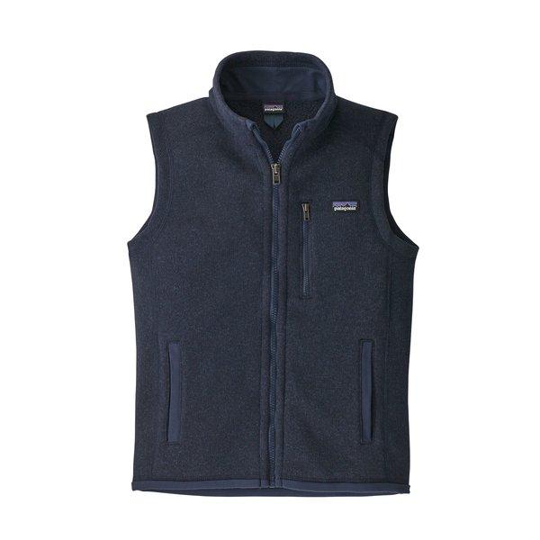 Patagonia Patagonia Boys Better Sweater Fleece Vest