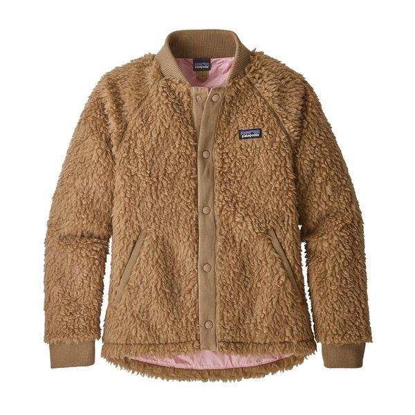 Patagonia Patagonia Girls Retro-X Fleece Bomber Jacket