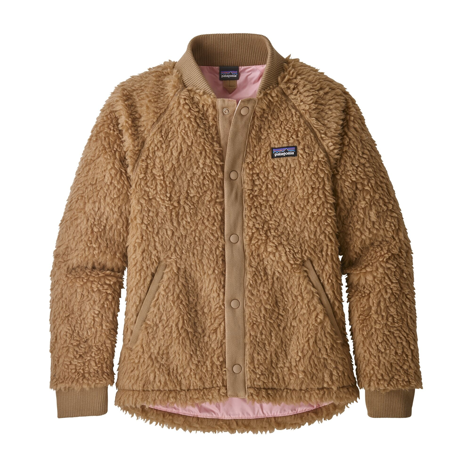 85c035d9f Patagonia Girls Retro-X Fleece Bomber Jacket
