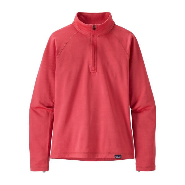 Patagonia Patagonia Girls Capilene Heavyweight Zip-Neck
