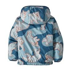 Patagonia Patagonia Baby Reversible Down Sweater Hoody - Size: 6-12 Mo