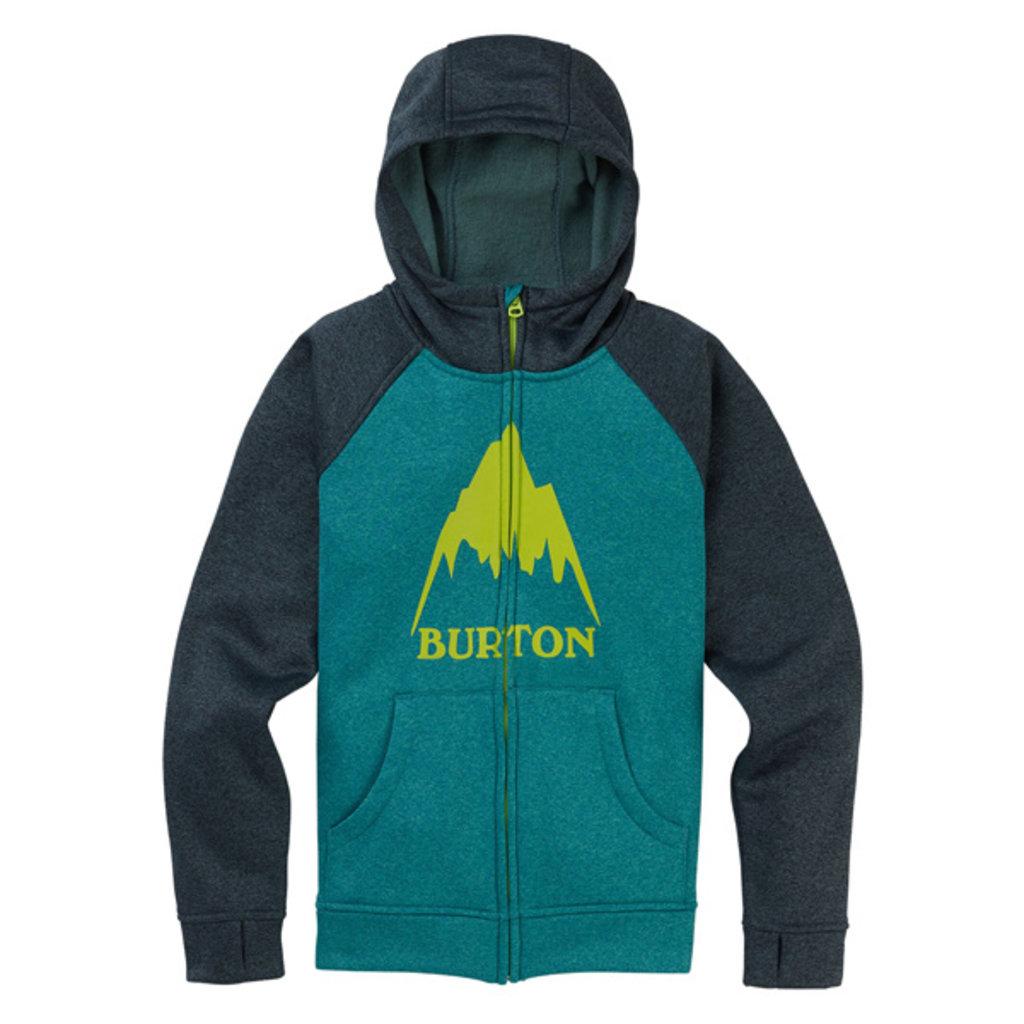 Burton Burton Boys Oak Full-Zip Hoodie - Size: XL (18)