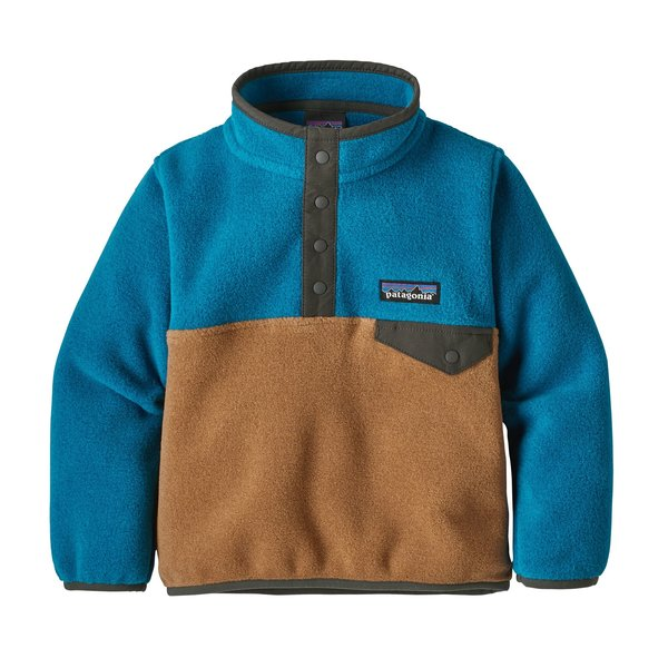 Patagonia Patagonia Baby Lightweight Synchilla Snap-T Fleece Pullover