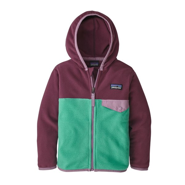 Patagonia Patagonia Baby Micro-D Snap-T Fleece Jacket