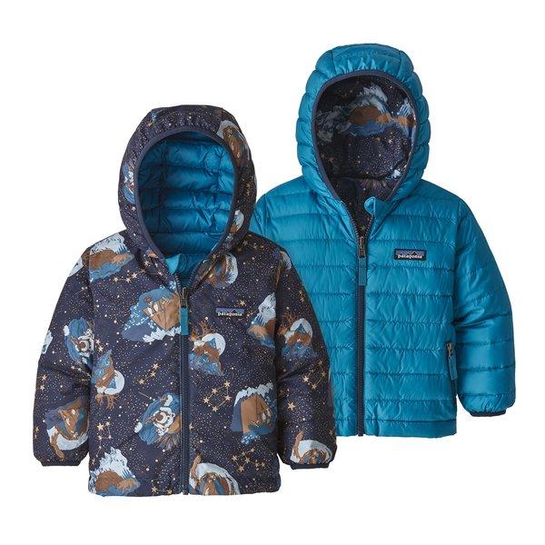 Patagonia Patagonia Baby Reversible Down Sweater Hoody