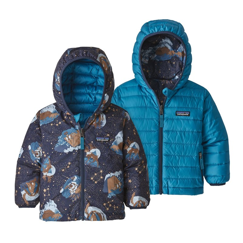 Patagonia Patagonia Kids Rev Down Jacket