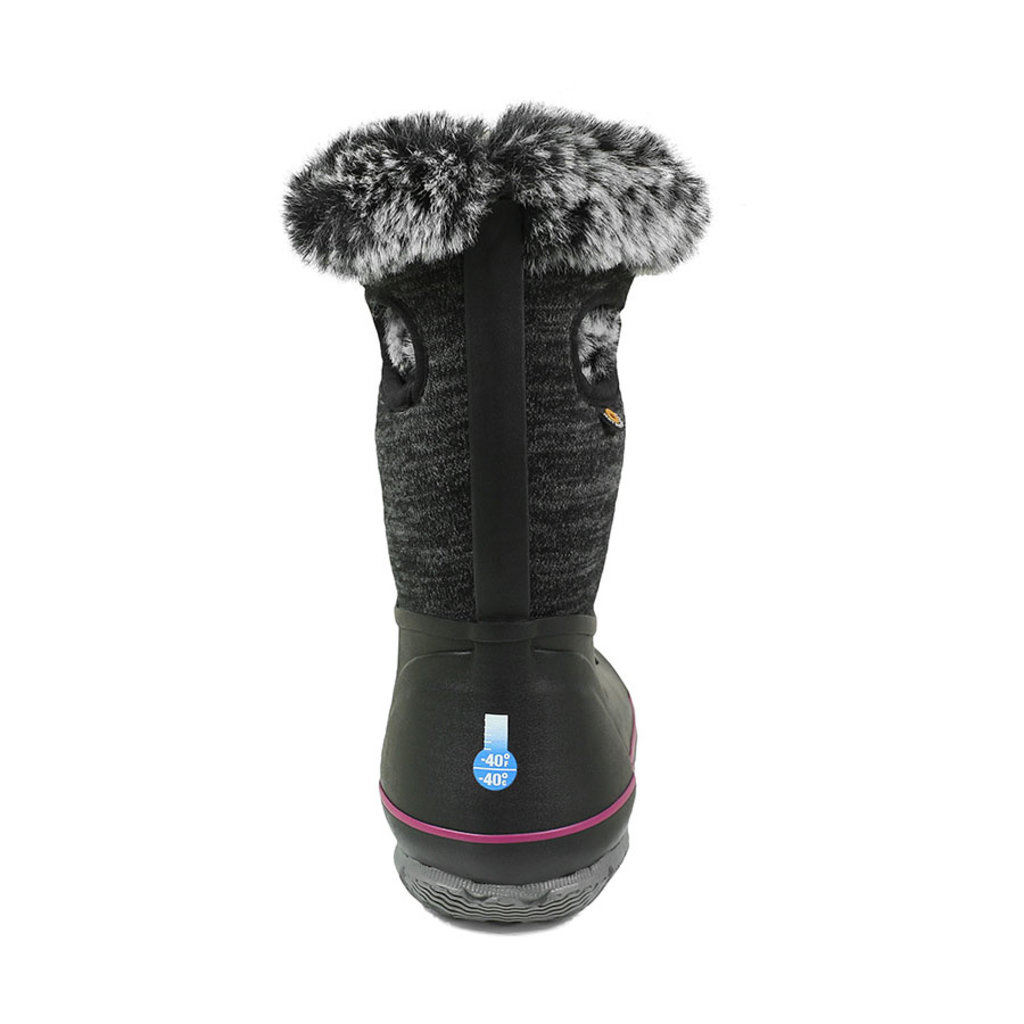 BOGS BOGS Arcata Knit Kids Snow Boots