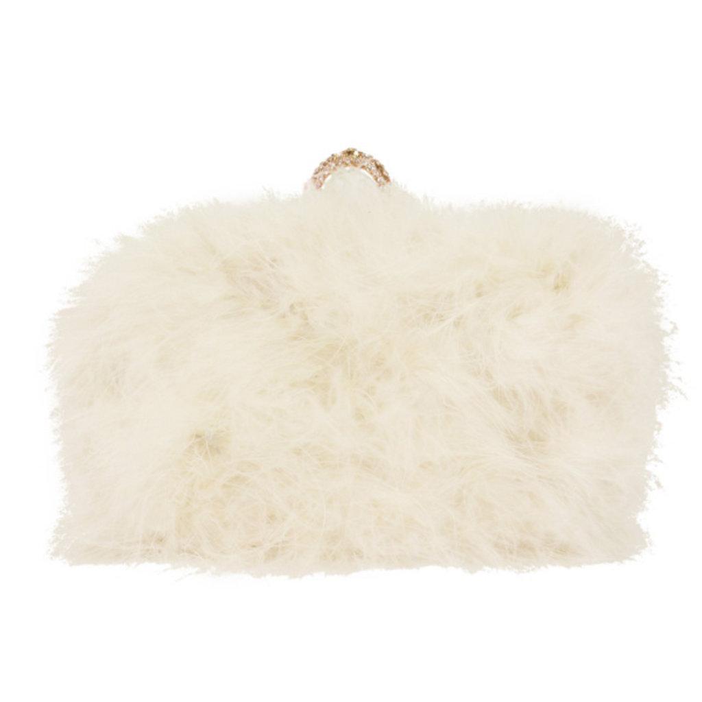 Bewaltz Furry Clutch