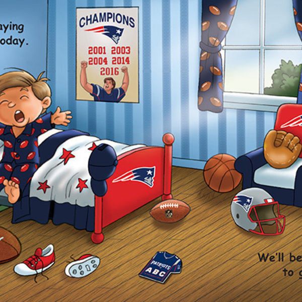 New England Patriots Book