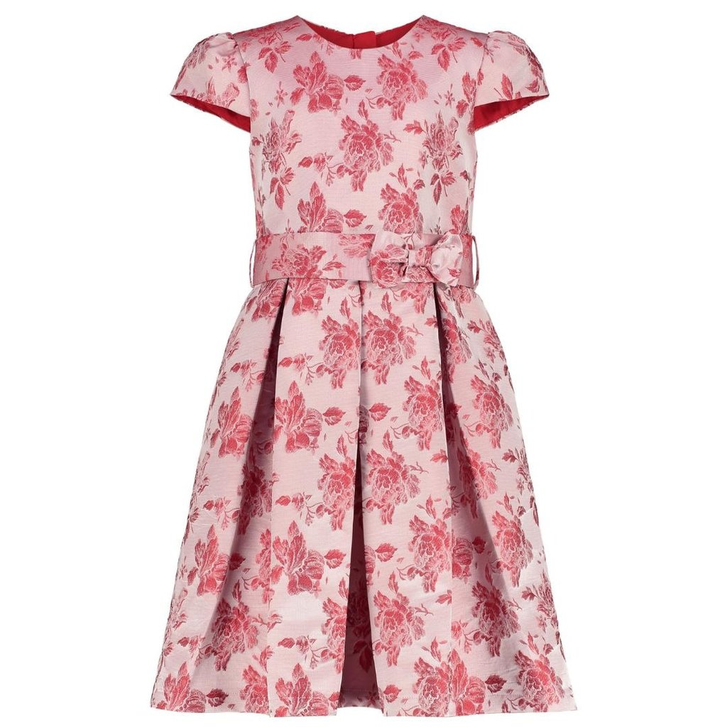 Holly Hastie Holly Hastie Girls Charlotte Jacquard Dress