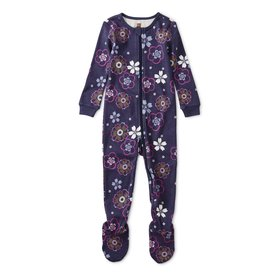 Tea Collection Tea Footed PJs