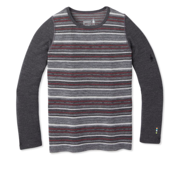 Smartwool Smartwool Kids Merino 250 Base Layer Crew