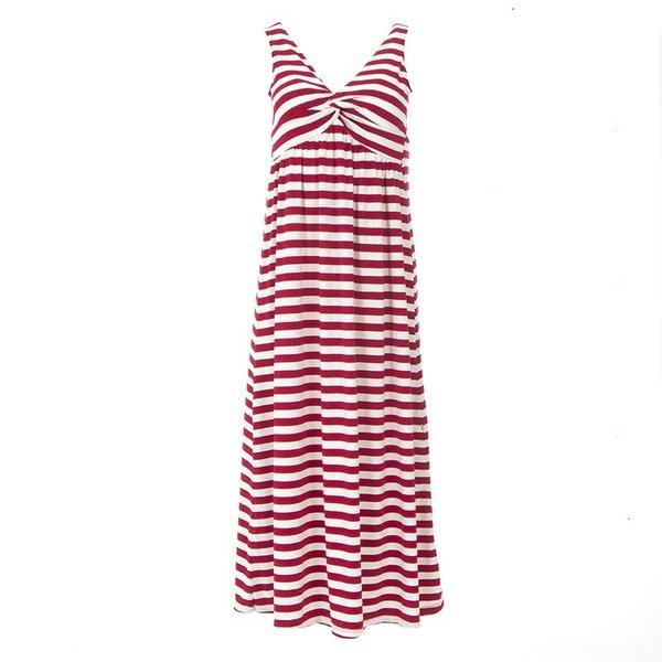 KicKee Pants KicKee Pants Womens Simple Twist Nightgown