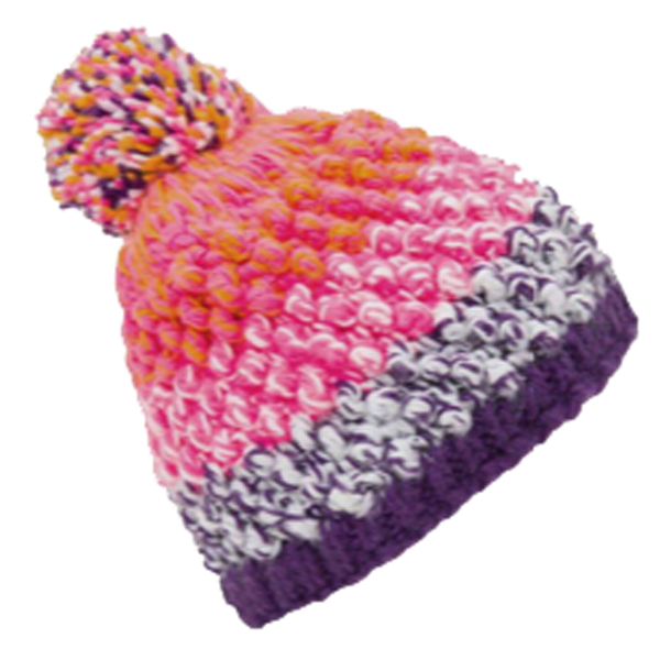 Spyder Spyder Girls Bitsy BRRR Berry Hat