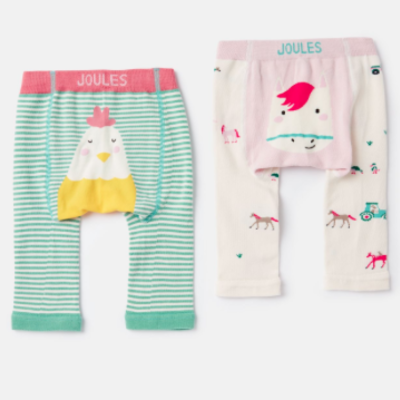 Joules Joules Baby Lively 2PK