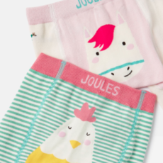 Joules Joules Baby Lively 2 Pack Leggings