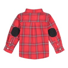 Andy & Evan Boys Button Down Shirt - Size: 3T