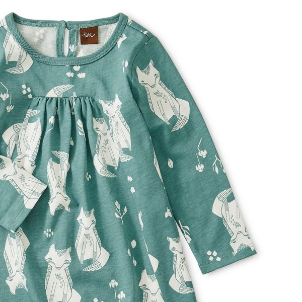 Tea Collection Tea Collection Pleated Baby Dress