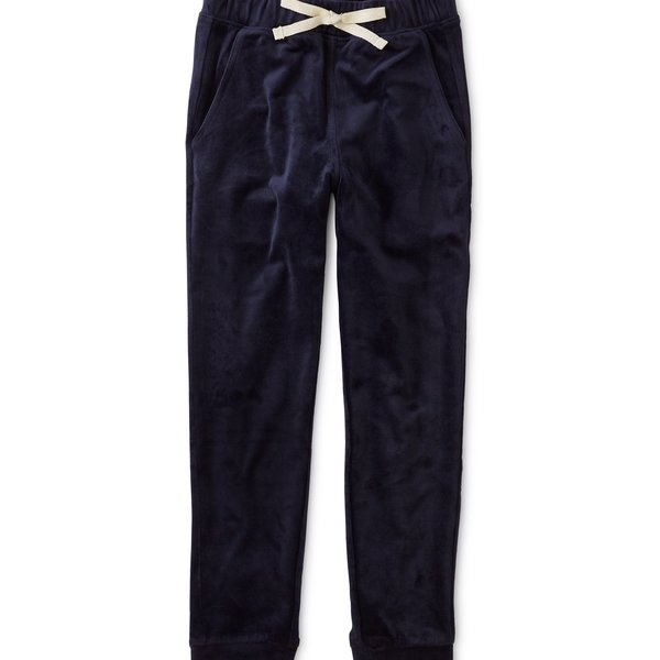 Tea Collection Tea Collection Girls Velour Joggers
