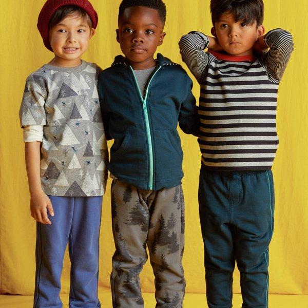Tea Collection Tea Collection Boys Fleece Joggers