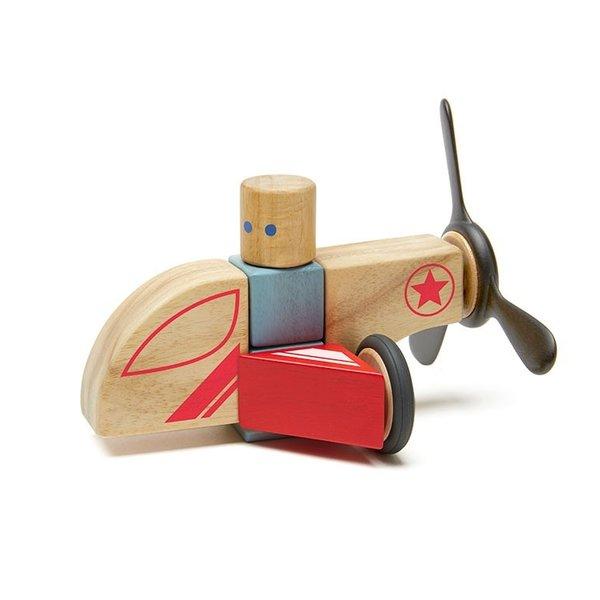 Tegu Skyhook Magnetic Wood Block Set