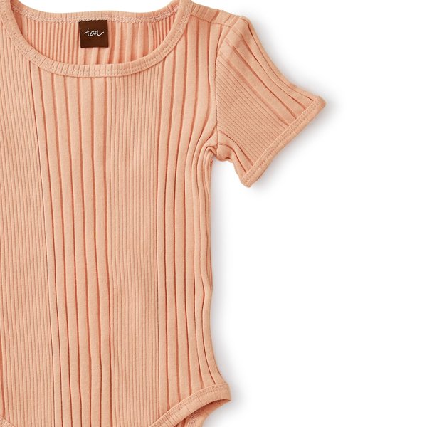 Tea Collection Tea Collection Baby Variegated Rib Bodysuit