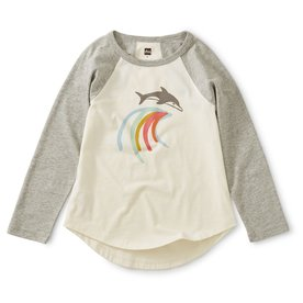Tea Collection Tea Raglan