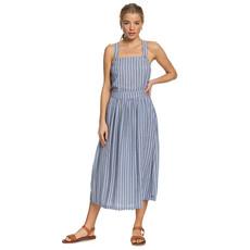 Roxy Roxy Summer Transparent Strappy Midi Dress
