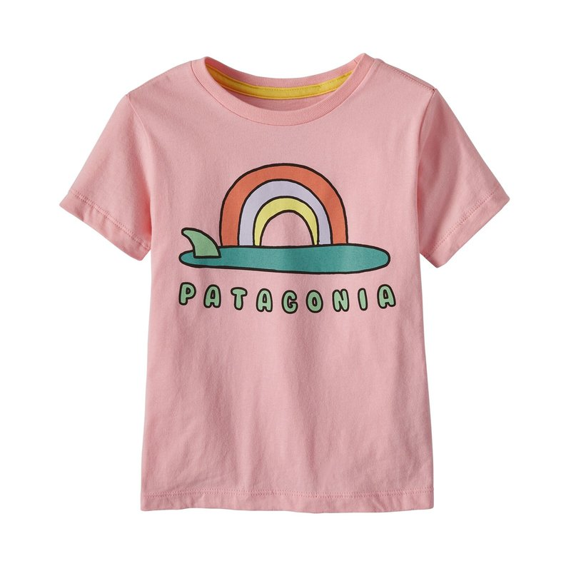 Patagonia Patagonia Girls Organic Cotton T-Shirt
