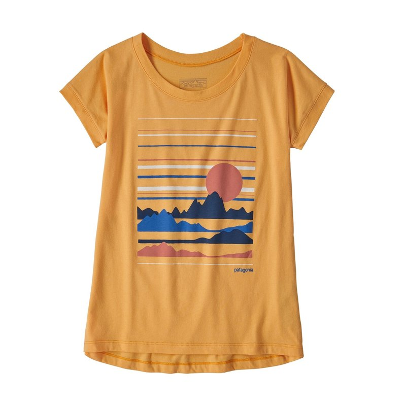 Patagonia Patagonia Girls Organic Cotton T-Shirt