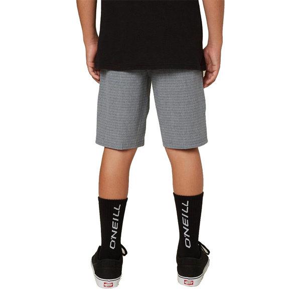 O'Neill O'Neill Boys Locked Stripe Hybrid Shorts