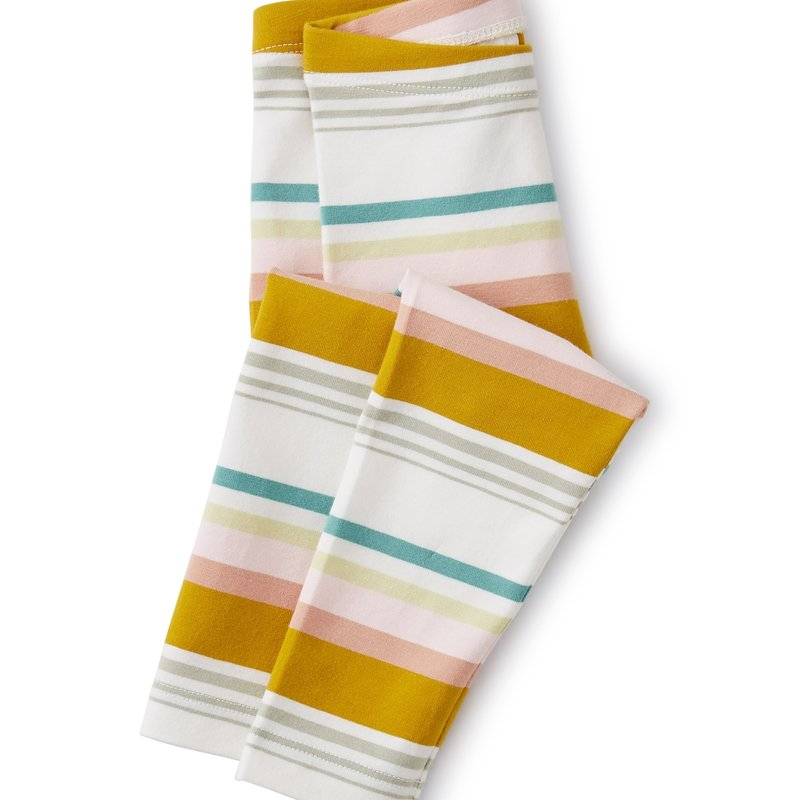 Tea Collection Tea Girls Striped Leggings