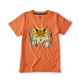 Tea Collection Tea Boys Lynx Tee