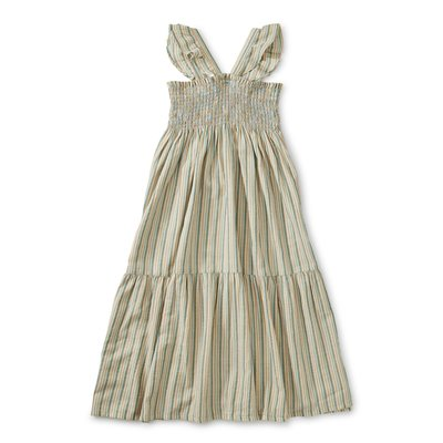Tea Collection Tea Girls Ruffle Midi Dress