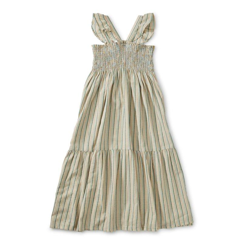 Tea Collection Tea Girls Ruffle Midi Dress