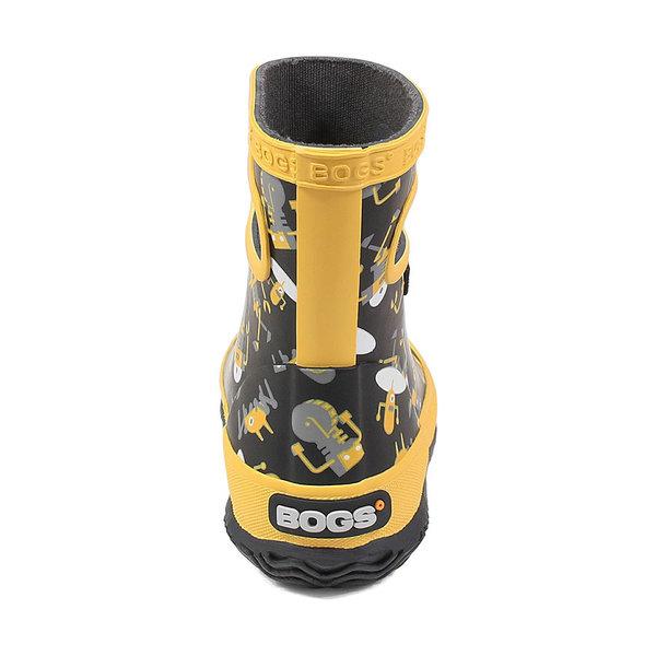 BOGS BOGS Kids Skipper Robots Rainboots