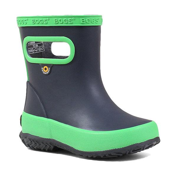 BOGS BOGS Kids Skipper Solid Rainboots
